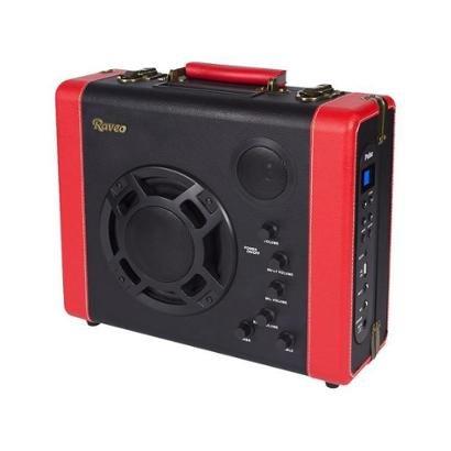 Caixa de Som Bluetooth Raveo Pulse 30W com Microfone
