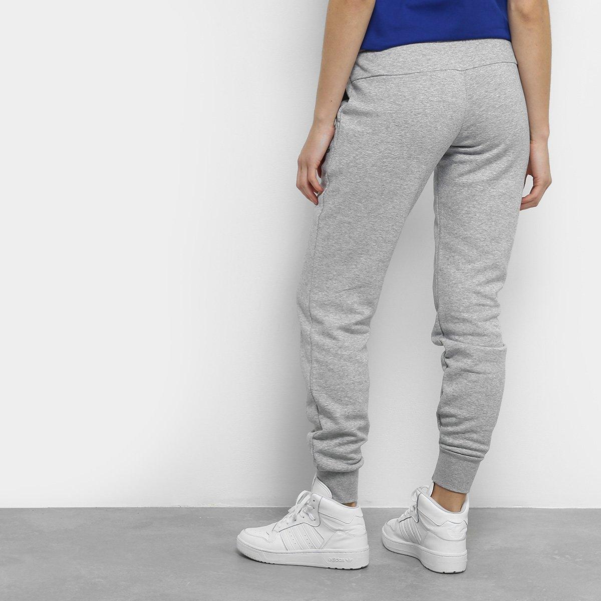 Calça Adidas Essential Solid Feminina  Calça Adidas Essential Solid Feminina  ... d53628ac90f