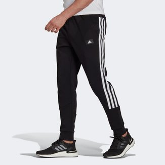 Calça Adidas Future Icon 3 Listras Masculina