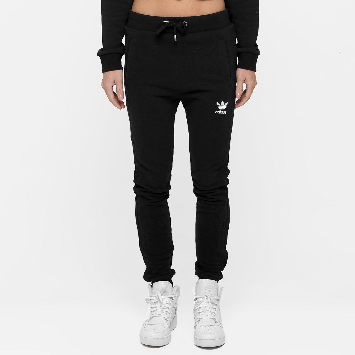 e148ee384 Calça Adidas Originals Slim Tp Cuffed   Zattini