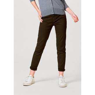 Calça Básica Super Skinny Cintura Alta - H96K1FEN4 Feminina