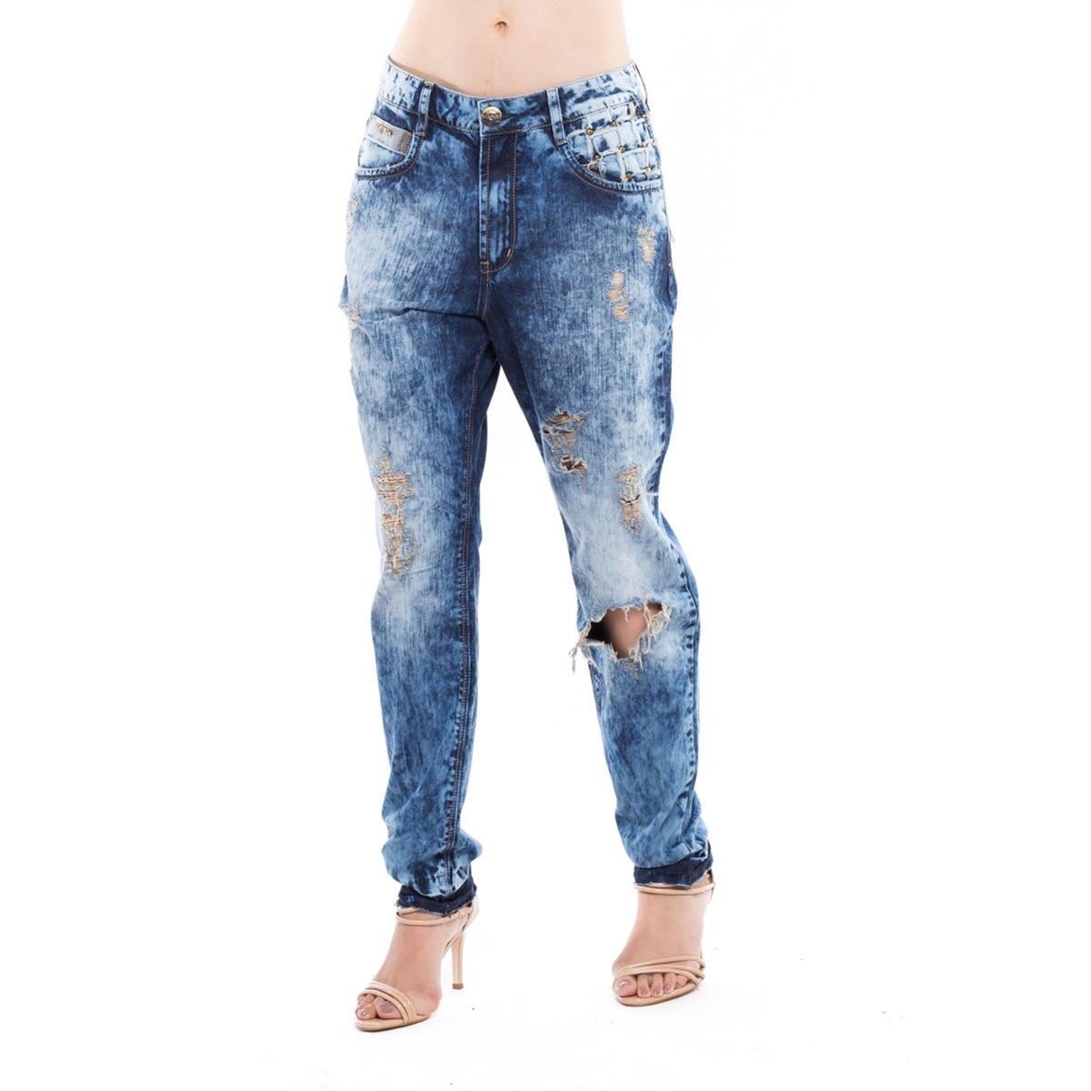 9b67177d02 Calça Boyfriend Denuncia Jeans  Calça Boyfriend Denuncia Jeans ...