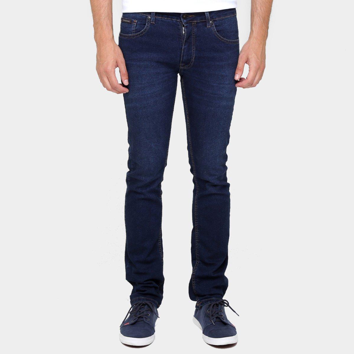 4646cb0cbb7ef Calça Calvin Klein Slim Straight - Compre Agora   Zattini