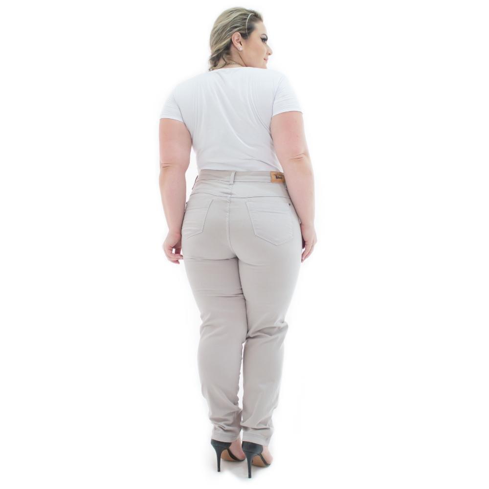 029644eb6 ... Calça Confidencial Extra Jeans Cigarrete Munich Plus Size Feminina ...