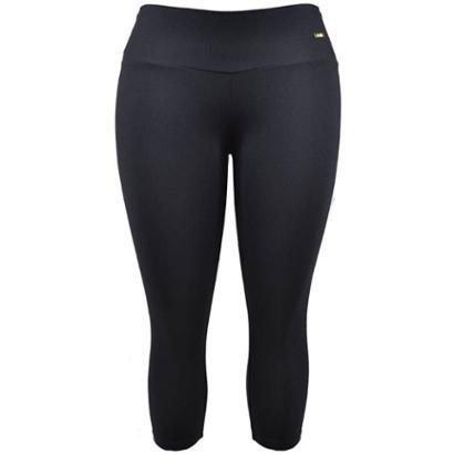 Calça Corsário Supplex Plus Size Best Fit-Feminino