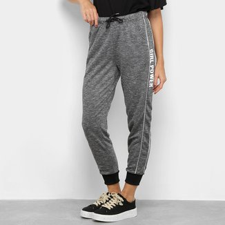 Calça Facinelli Jogger Girl Power Feminina