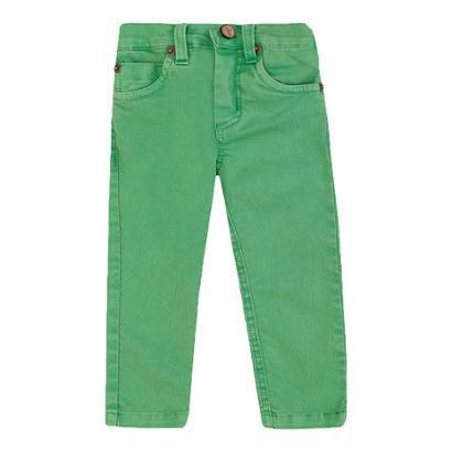 Calça Infantil Sarja 1mais1 Masculina