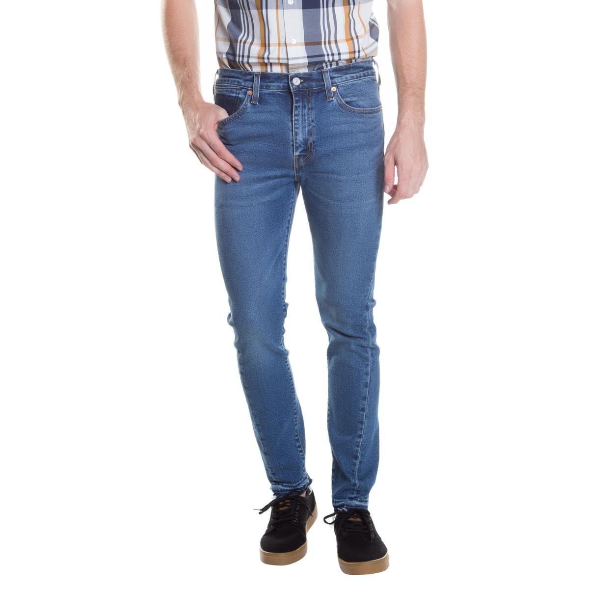 d176c4cac3fca Calça Jeans 510 Skinny Altered Levis - Compre Agora