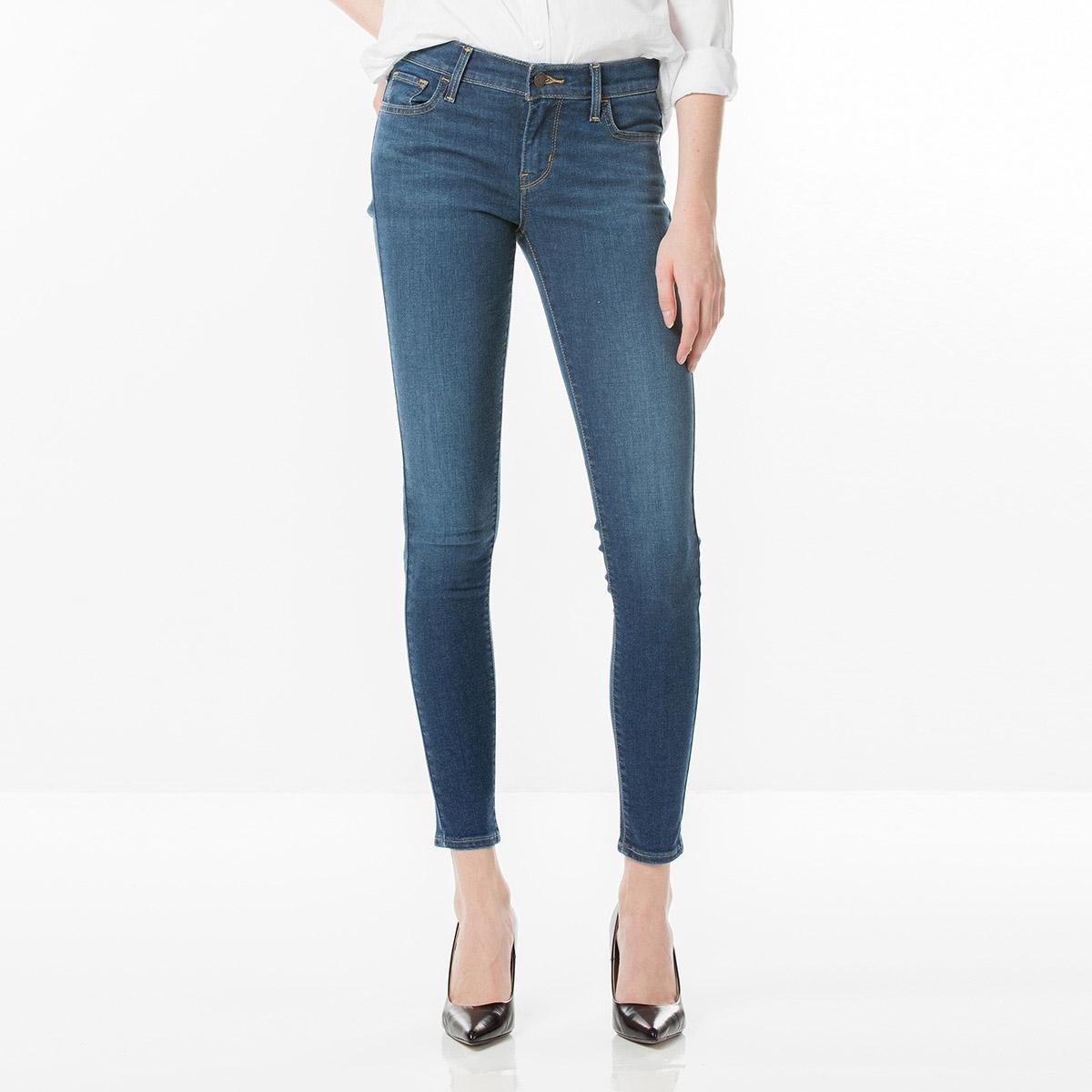 Calça Jeans 710 Super Skinny Jeans Levis Feminina - Compre Agora ... c3d17b8038d