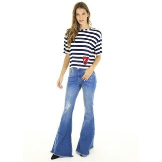 Calça jeans AHA Feminina