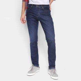 Calça Jeans Aleatory Cintura Média Masculina