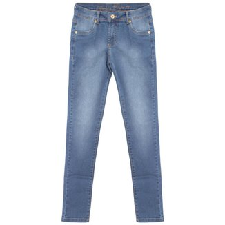 Calça Jeans Aleatory Fashion Feminina