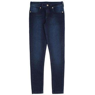 Calça Jeans Aleatory Feminina Light
