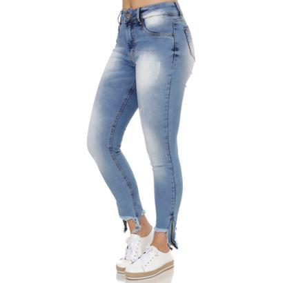 Calça Jeans Amuage Feminina-Feminino