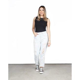 Calça Jeans Besni BoyFriend Feminina