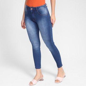 Calça Jeans Biotipo Estonada Feminina