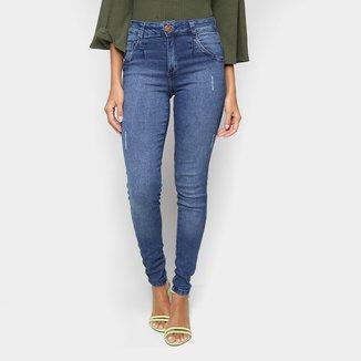 Calça Jeans Biotipo Skinny Clássica Feminina