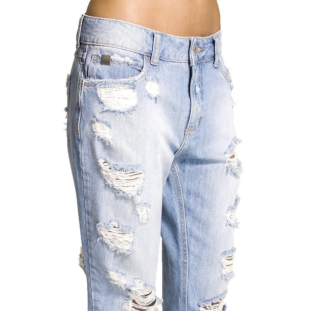 bc12bdd8e1 Calça Jeans Boyfriend Colcci - Compre Agora
