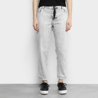Calça Jeans Boyfriend Ellus Color Denim Ii (Rihanna) Ting C Reservas Feminina