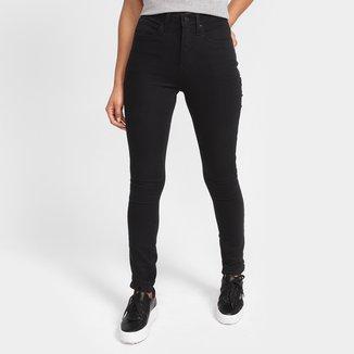 Calça Jeans Calvin Klein Five Pockets High Rise Feminina