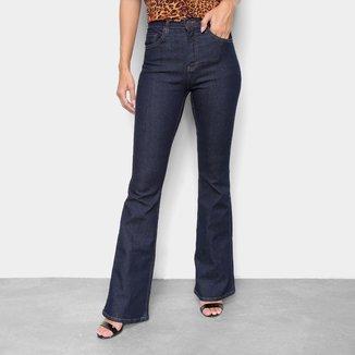 Calça Jeans Calvin Klein Flare Feminina