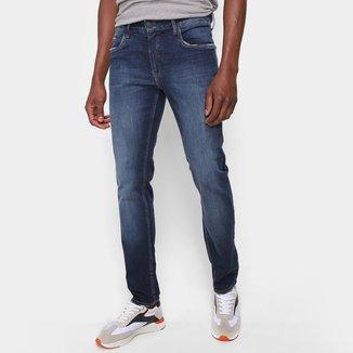 Calça Jeans Calvin Klein Premium Stretch Masculina