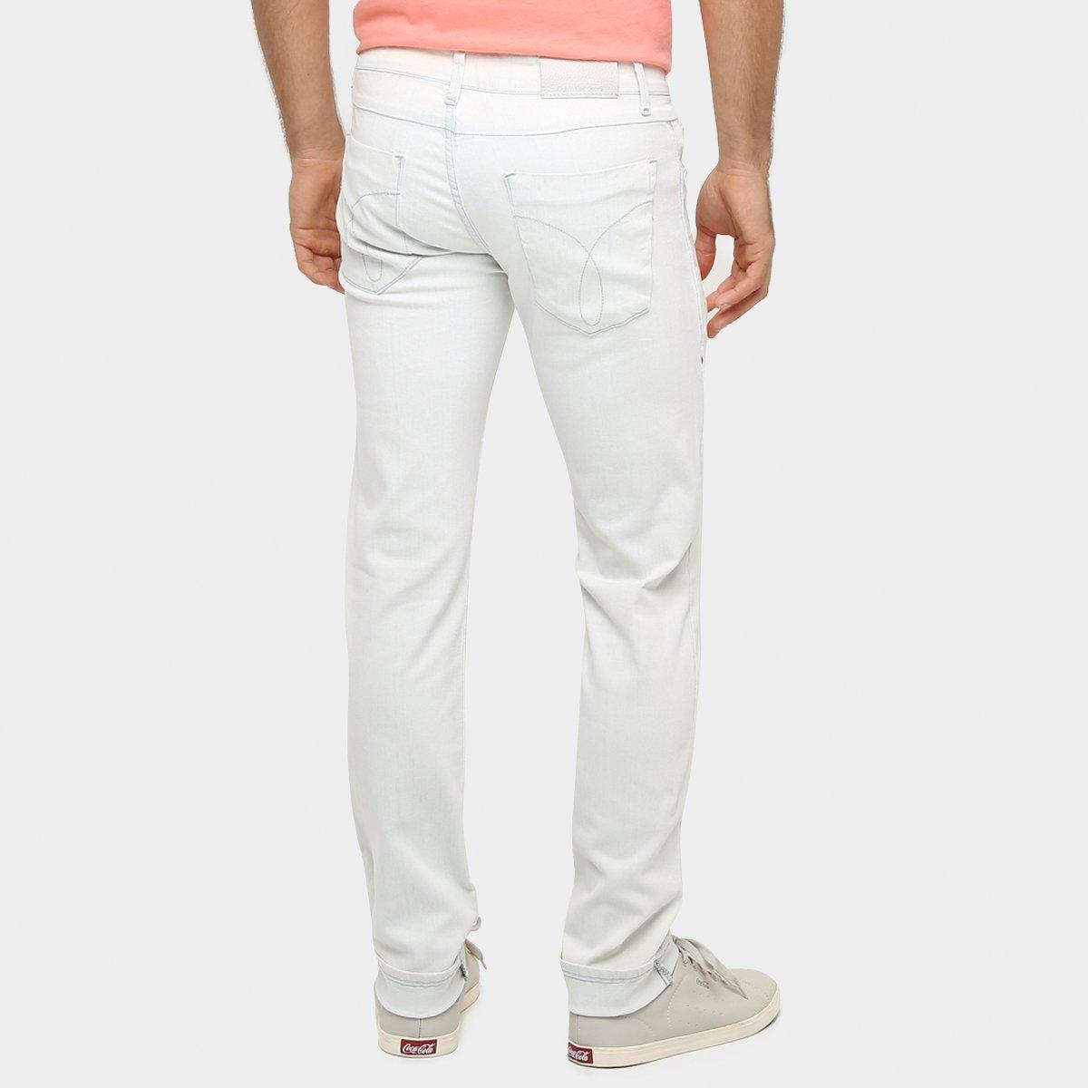 Calça Jeans Calvin Klein Skinny Five Pockets - Compre Agora  5577344b943