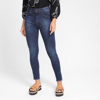Calça Jeans Cantão Skinny Comfort Feminina
