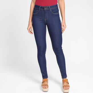 Calça Jeans Cantão Skinny Feminina