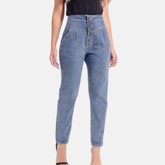 Calça Jeans Caution Mom