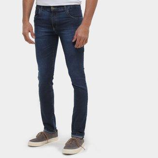 Calça Jeans Coffee Básica Masculina