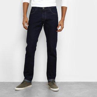 Calça Jeans Coffee Slim Masculina