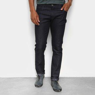 Calça Jeans Coffee Soft Slim Masculina