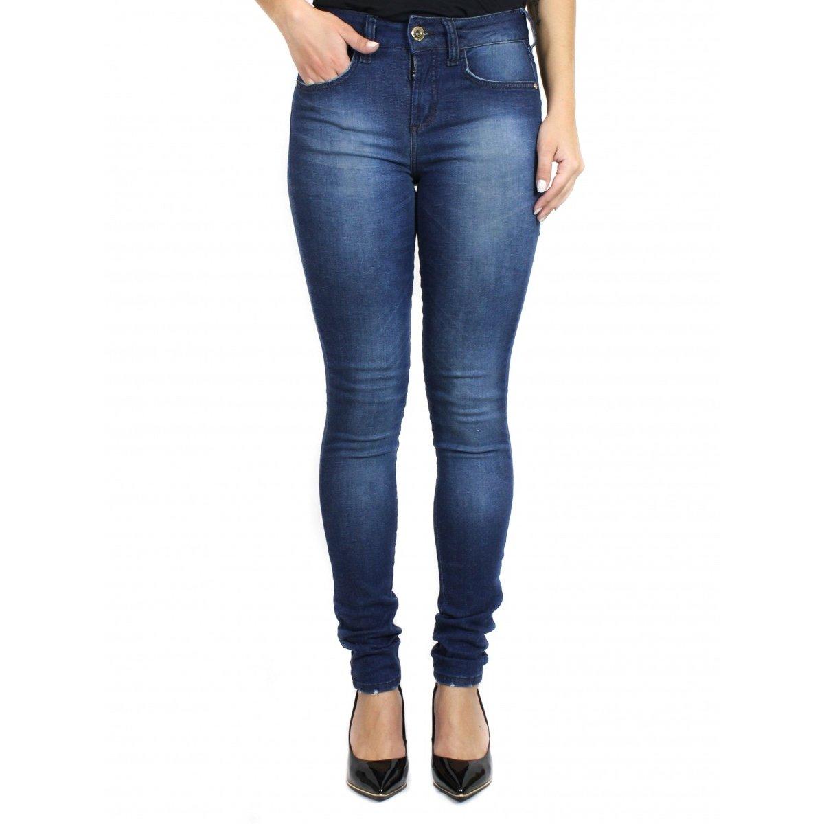 c8c3199f88 Calça Jeans Colcci Cory Azul - Compre Agora