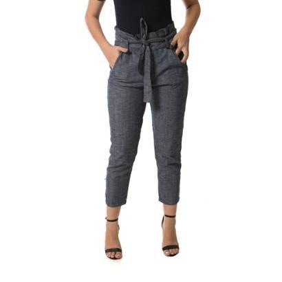 Calça Jeans Denúncia Clochard Feminina-Feminino