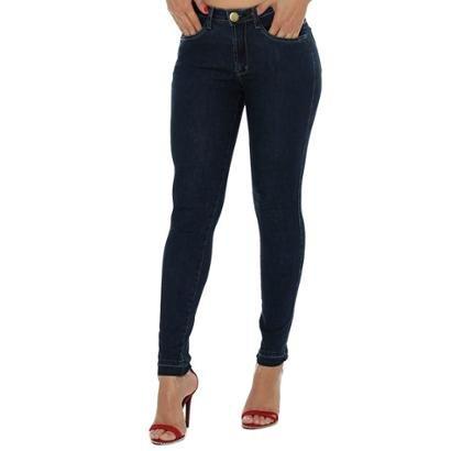 Calça Jeans Denuncia New Skinny Feminina-Feminino