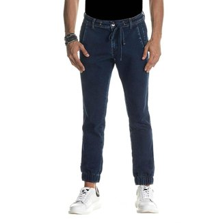 Calça Jeans Denuncia Skinny 101324269 Azul - Azul - 38