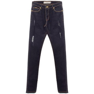 Calça Jeans Destiny Aleatory Feminina