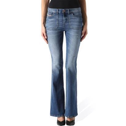 Calça Jeans Diesel Sandy-B Feminina-Feminino