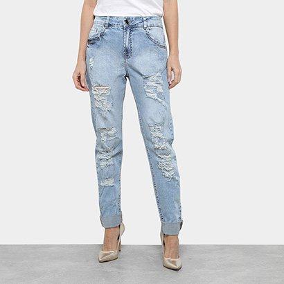 85d91a0bb3 Calça Jeans Dimy Rihanna Feminina-Feminino ...