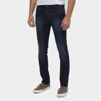 Calça Jeans Ecxo Básica Masculina