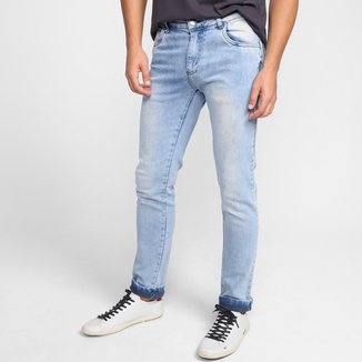 Calça Jeans Ecxo Masculina