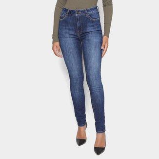 Calça Jeans Ellus Skinny Cintura Alta Feminina