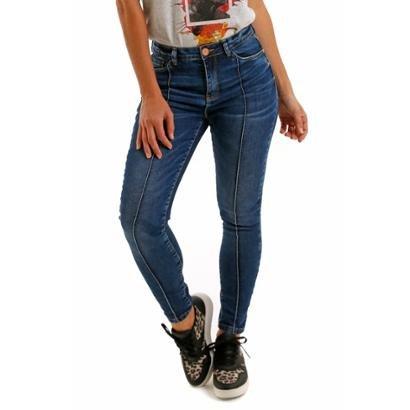 Calca Jeans Equivoco Skinny Whitney Feminina