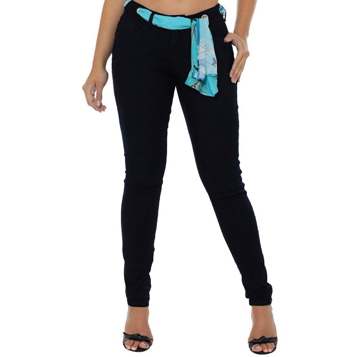 6eec35836 Calça Jeans Eventual Skinny Feminina - Compre Agora | Zattini