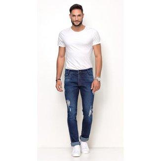 Calça Jeans Express Galileu