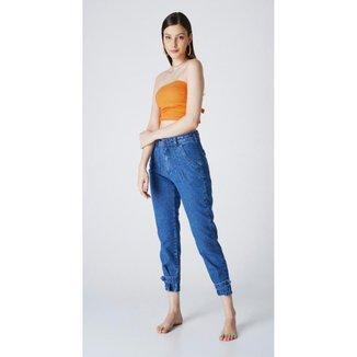 Calça Jeans Express Mom Ella