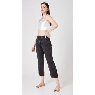 Calça Jeans Express Mom Julia