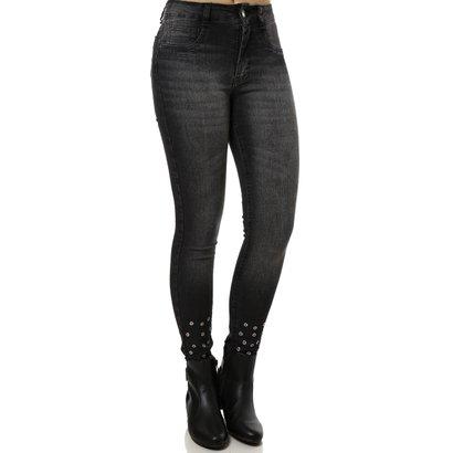 Calça Jeans Feminina Amuage-Feminino
