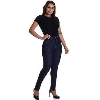 Calça jeans feminina super lipo